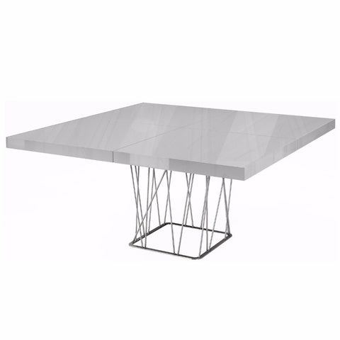 Parker Dining Table WHITE