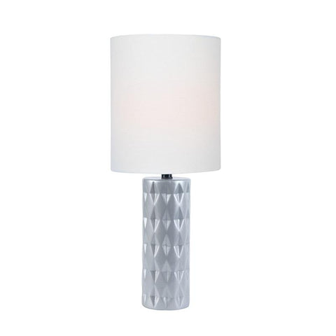 Parr Table Lamp SILVER