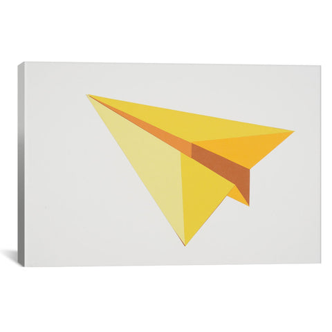 Rankin Willard PAPER PLANES SERIES: YELLOW - Apt2B - 1