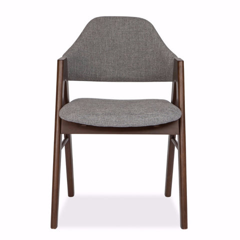 Russell Dining Chair - Set of 2 ASH/GREY