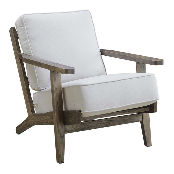 Ryder Accent Chair ANTIQUE WOOD - Ryder Accent Chair ANTIQUE WOOD – Apt2B