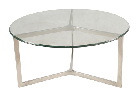 San Clemente Coffee Table STERLING SILVER - Apt2B - 1