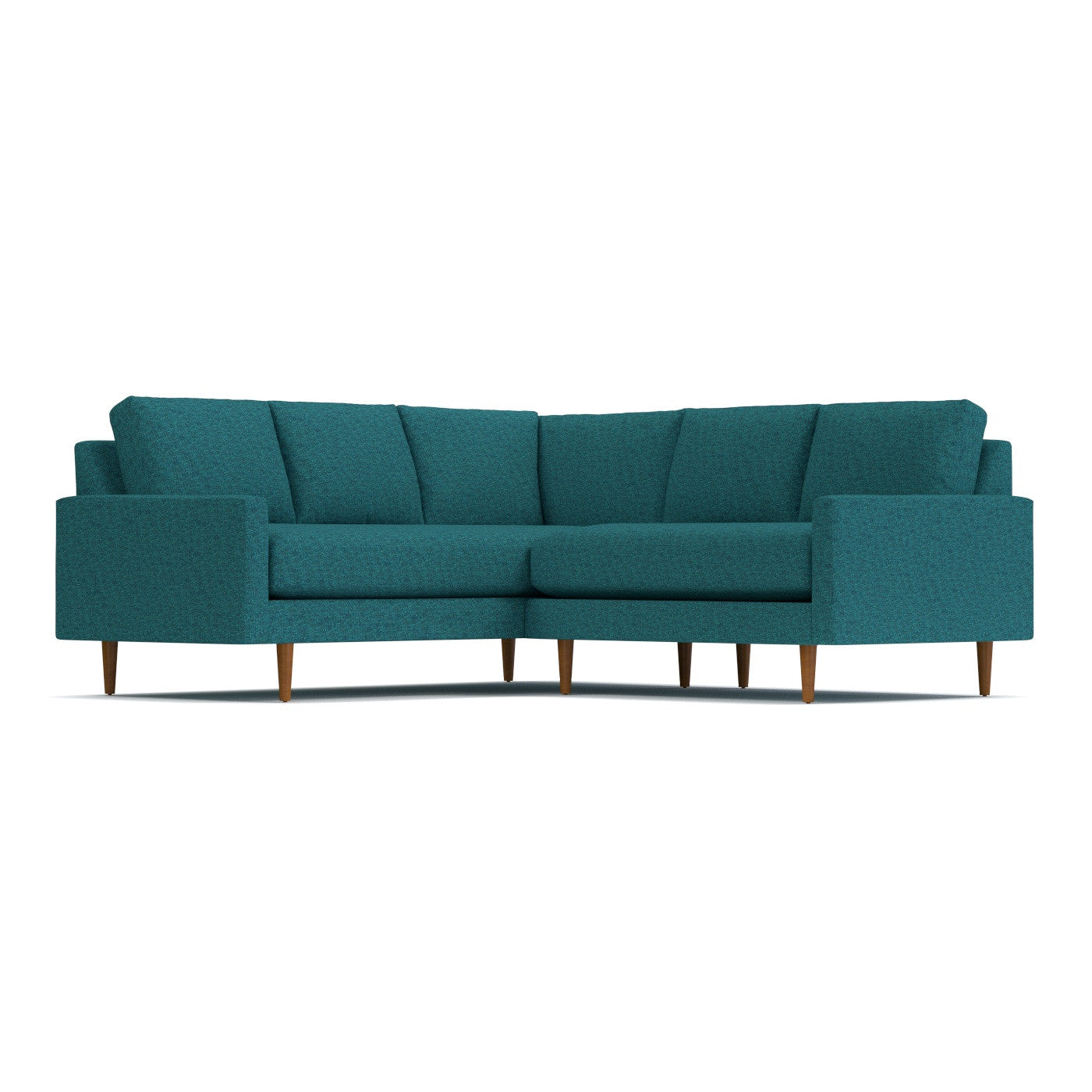 Scott 2pc L-Sectional Sofa from Kyle Schuneman CHOICE OF FABRICS
