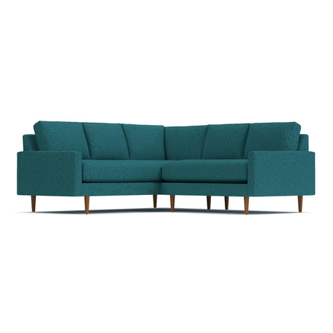 Scott 2pc L-Sectional Sofa from Kyle Schuneman CHOICE OF FABRICS - Apt2B - 1