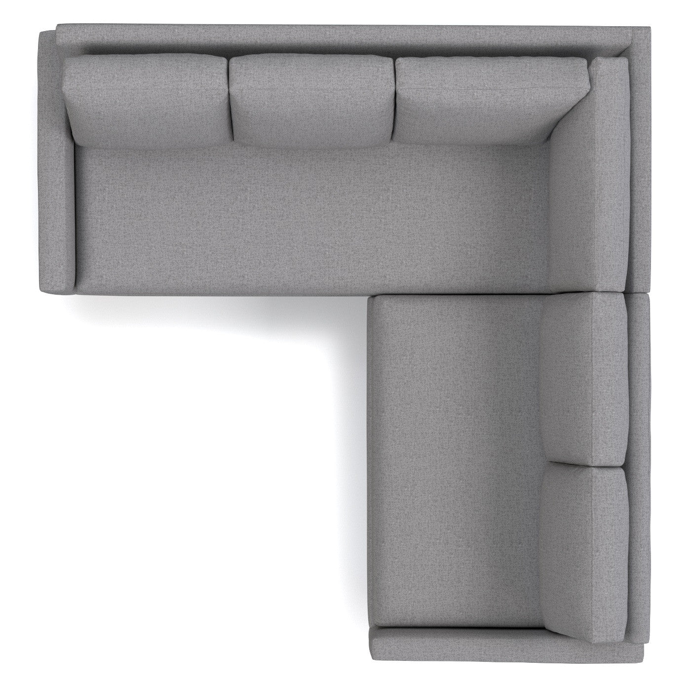 Scott 2 Piece L Sectional Sofa Choice Of Fabrics Apt2b