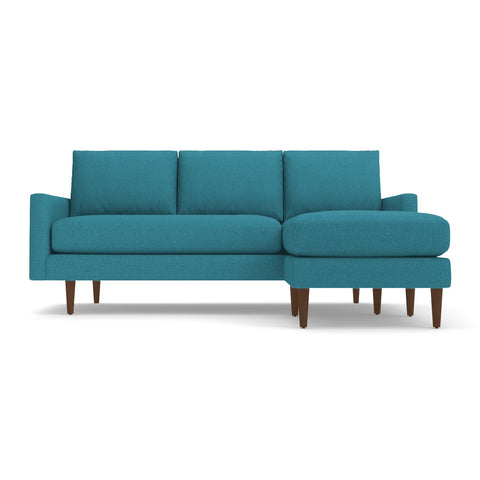Exceptional Scott Reversible Chaise Sofa