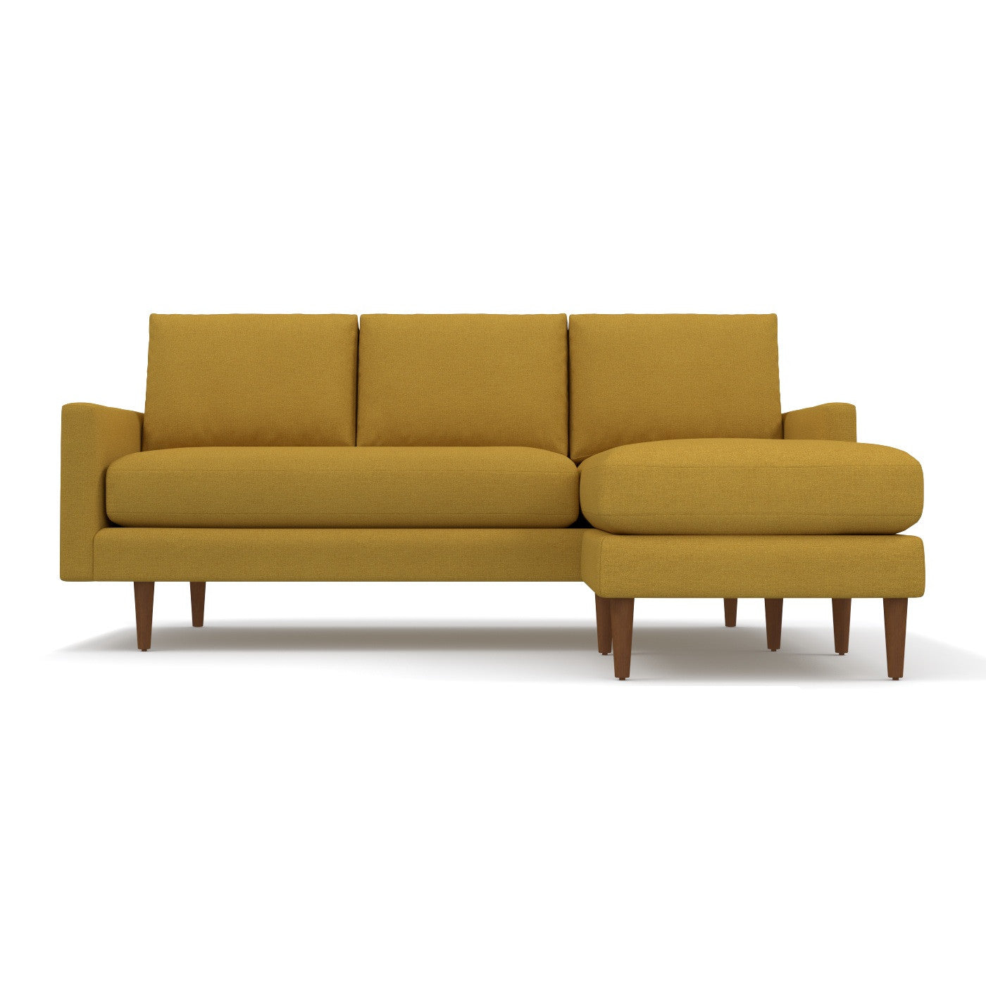 Scott Reversible Chaise Sofa from Kyle Schuneman CHOICE OF FABRICS - Apt2B  - 2