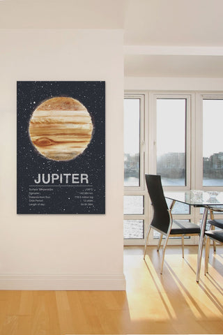 Tracie Andrews THE PLANET SERIES: JUPITER