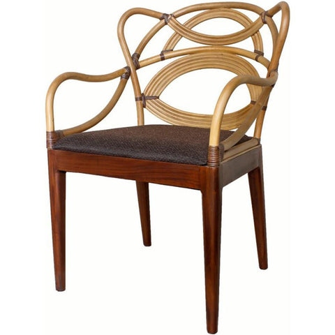 Narai Rattan Arm Chair NATURAL