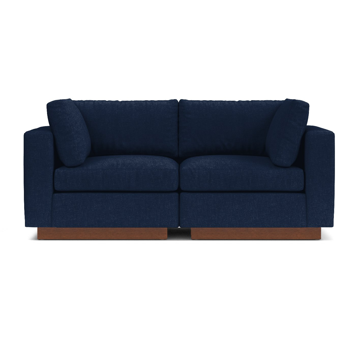 Taylor Plush 2pc Modular Sofa