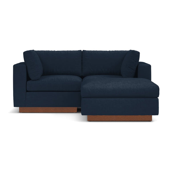 chaise montgomery sofa for de with reversible cream lounge sectional