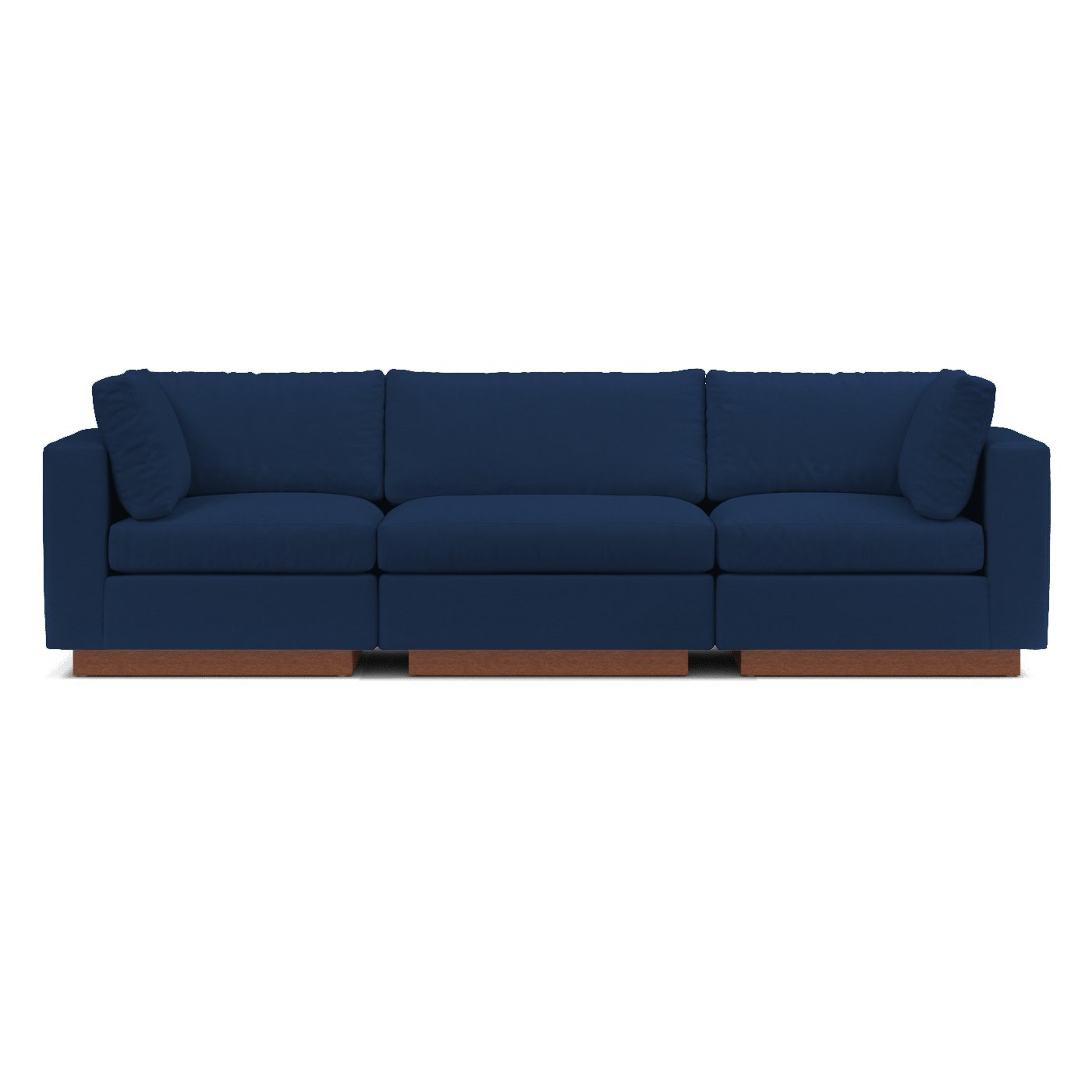 Delicieux Taylor Plush 3pc Modular Sofa. U003c Swipe To Scroll U003e