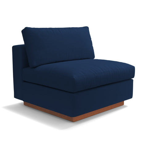 Taylor Plush Armless Seat  sc 1 st  Apt2B & Modern Accent and Side Chairs for Bedroom \u0026 Living Room - Apt2B
