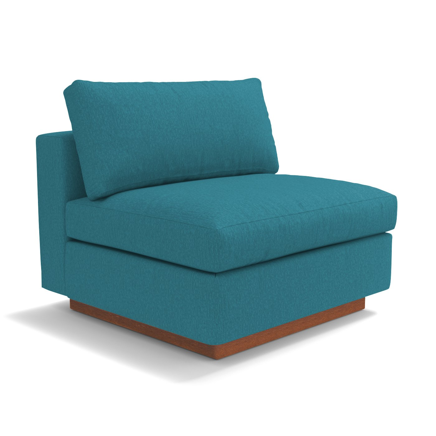u003c Swipe to Scroll u003e  sc 1 st  Apt2B : teal armless chair - Cheerinfomania.Com