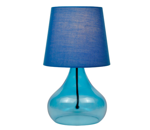 Techno Table Lamp BLUE - Apt2B