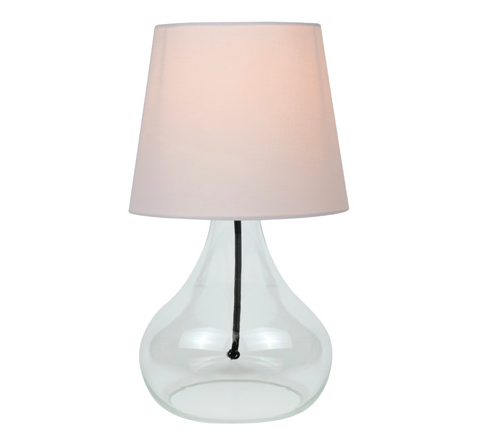 Techno Table Lamp WHITE - Apt2B