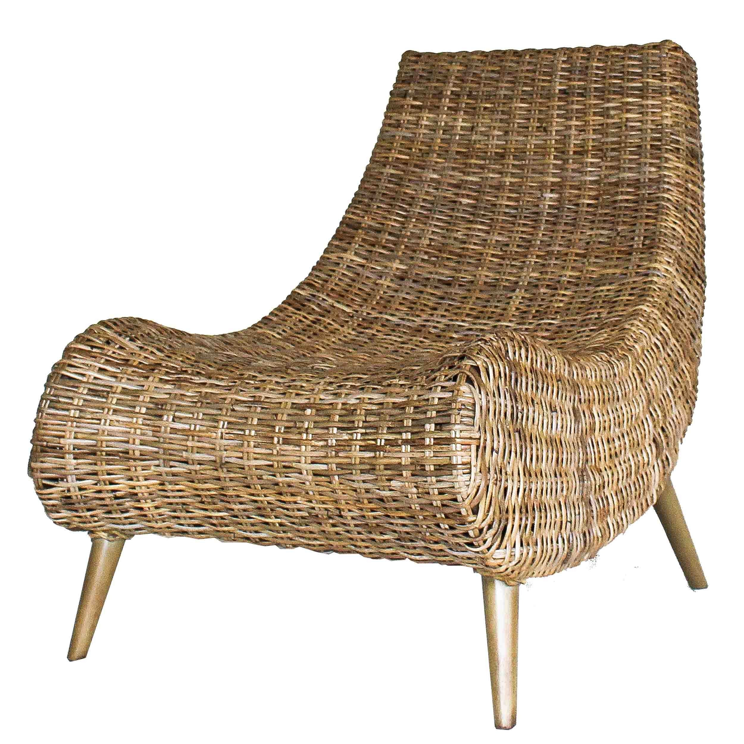 Charming Capri Rattan Side Chair NATURAL. Will It Fit?