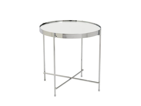Valentine Side Table CHROME - Apt2B - 1