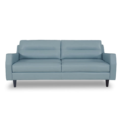 Valley Spring Leather Sofa SKY BLUE - Apt2B - 1