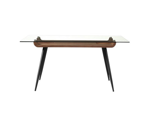 Walcott Dining Table BLACK