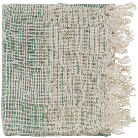 Waverly Woven Throw EMERALD