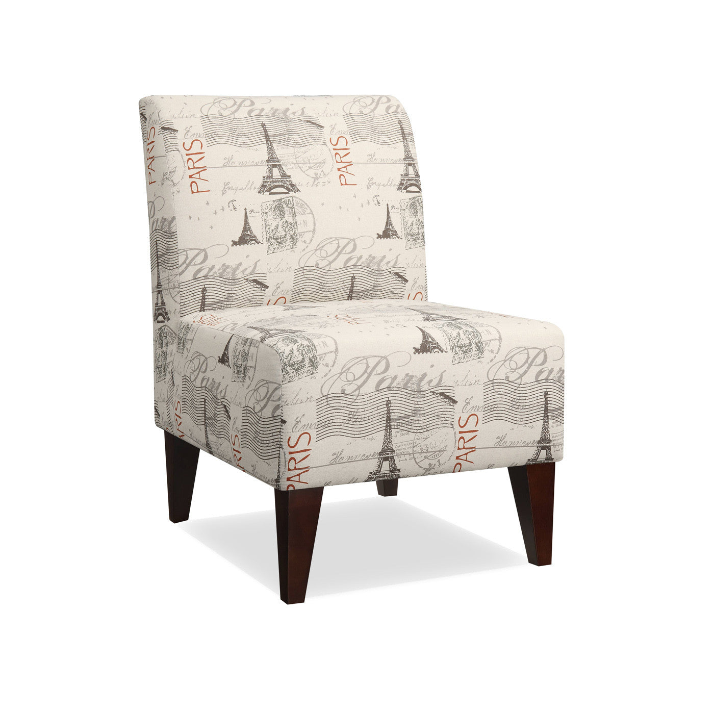 Westin Accent Chair PARIS SCRIPT