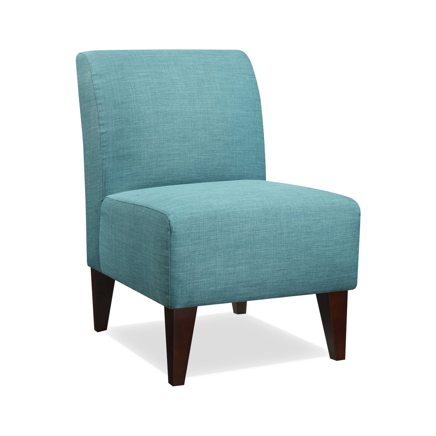 Westin accent chair teal shoppingscanner for Small teal chair