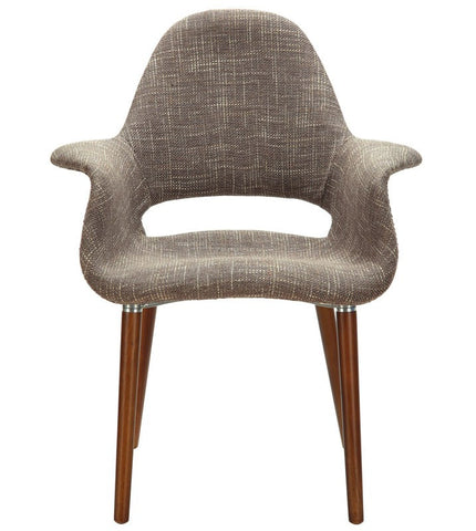 Adams Hill Arm Chair COFFEE - Apt2B - 1