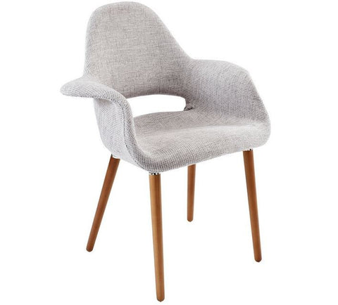 Adams Hill Arm Chair LIGHT GRAY - Apt2B - 1