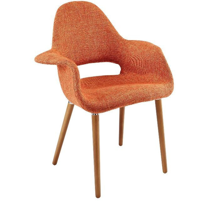 Adams Hill Arm Chair ORANGE