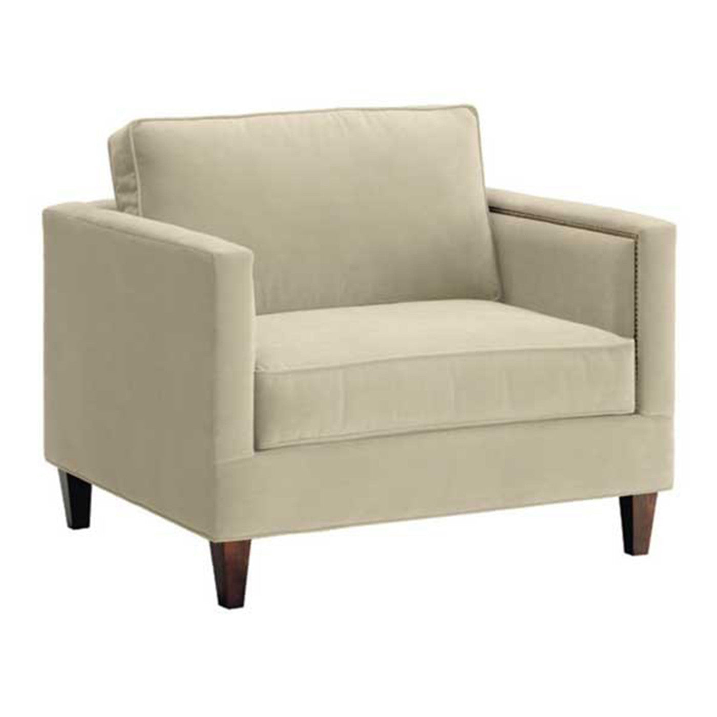 Anderson King Chair CHOICE OF FABRICS