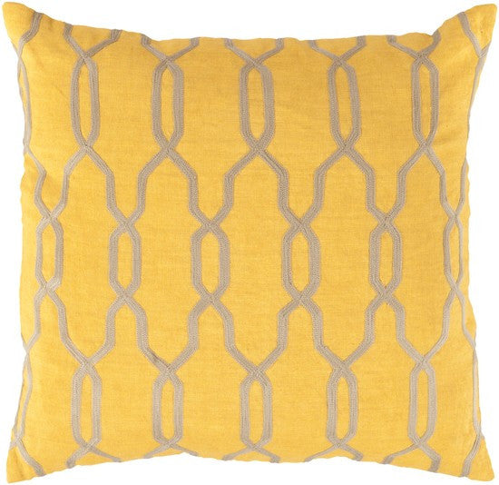 Beck Toss Pillow GOLDEN ROD