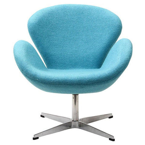 Lucile Lounge Chair BABY BLUE - Apt2B - 1