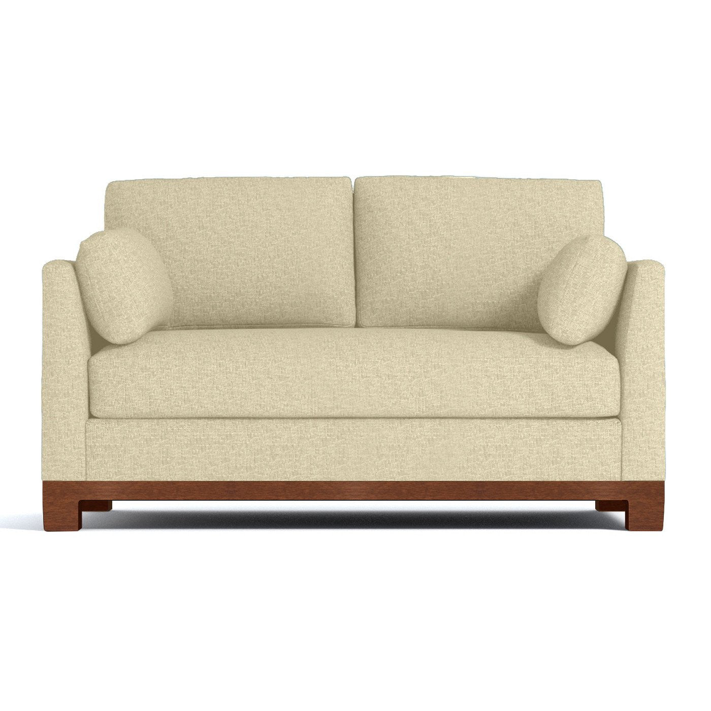 Avalon Apartment Size Sleeper Sofa Choice of Fabrics – Apt2B