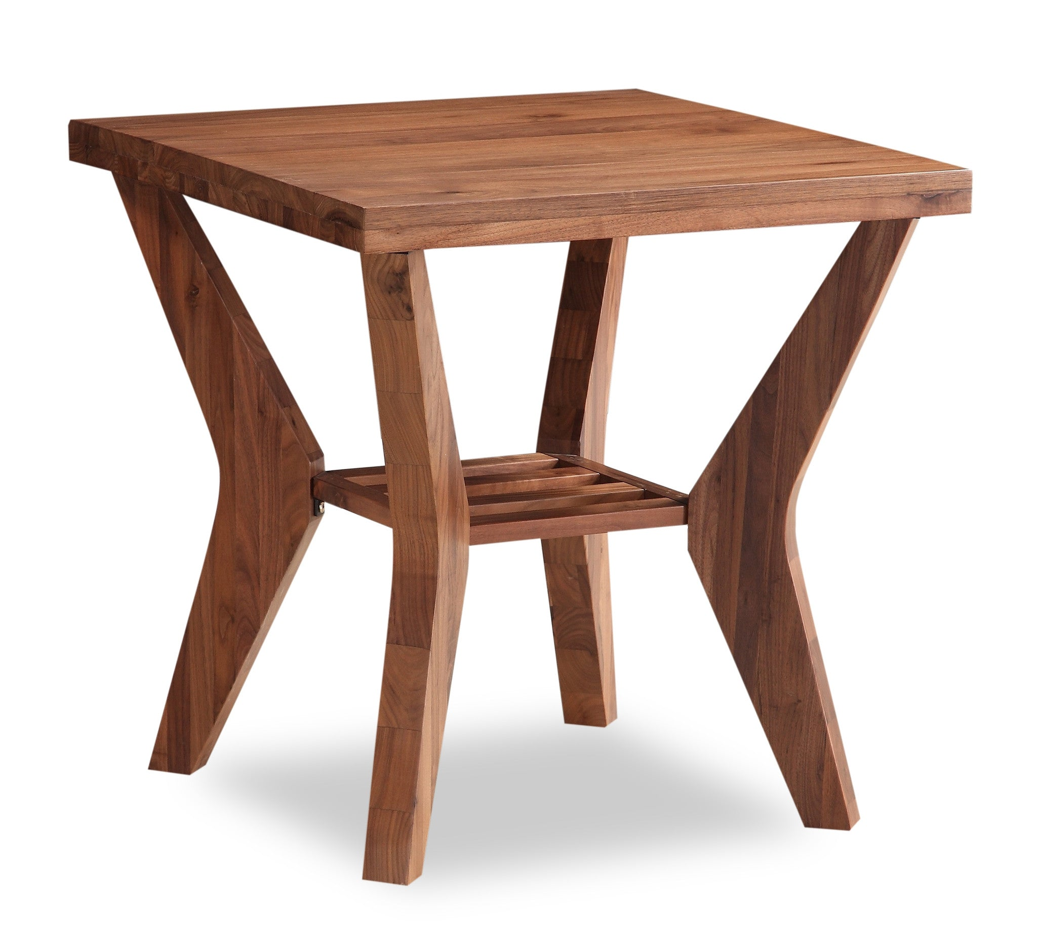 Bethesda Side Table WALNUT