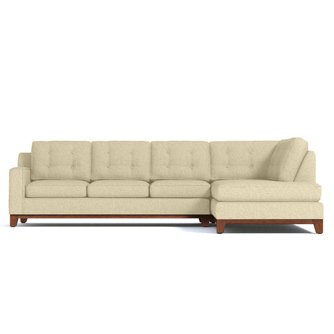 Brentwood 2pc Sectional Sleeper Sofa CHOICE OF FABRICS