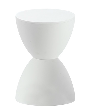 Chandler Stool WHITE - Apt2B - 1