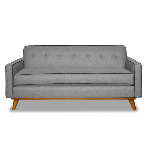 Clinton Apartment Size Sofa CHOOSE YOUR COLOR COMBO - Apt2B - 1