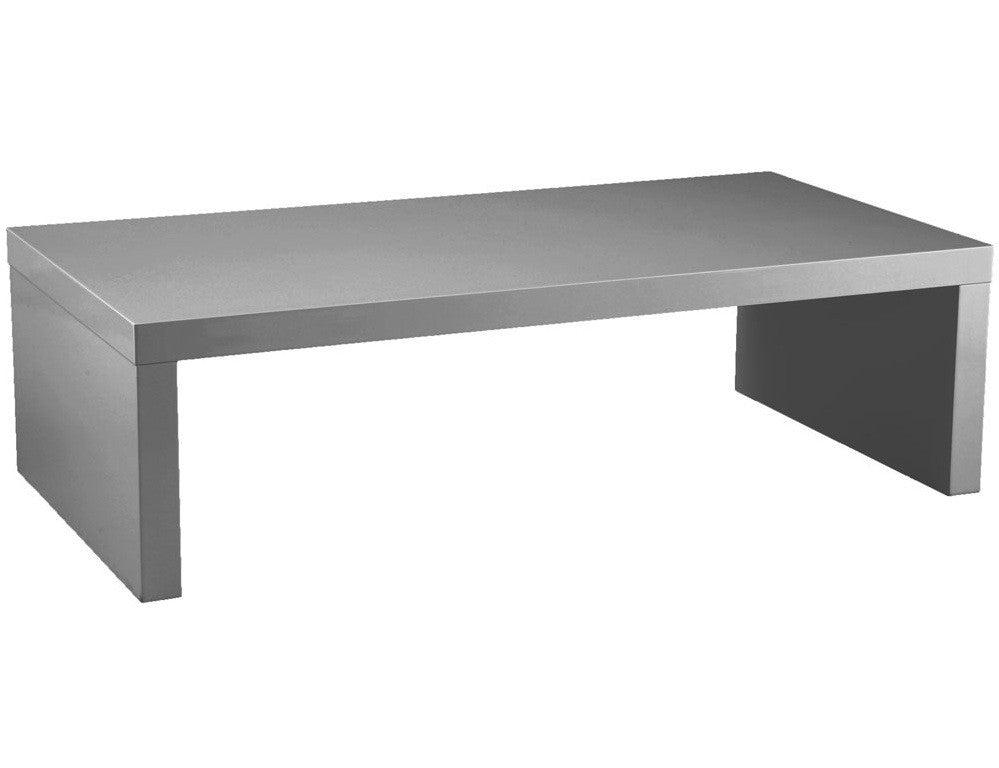 Cloverdale Coffee Table Gray Lacquer Shoppingscanner