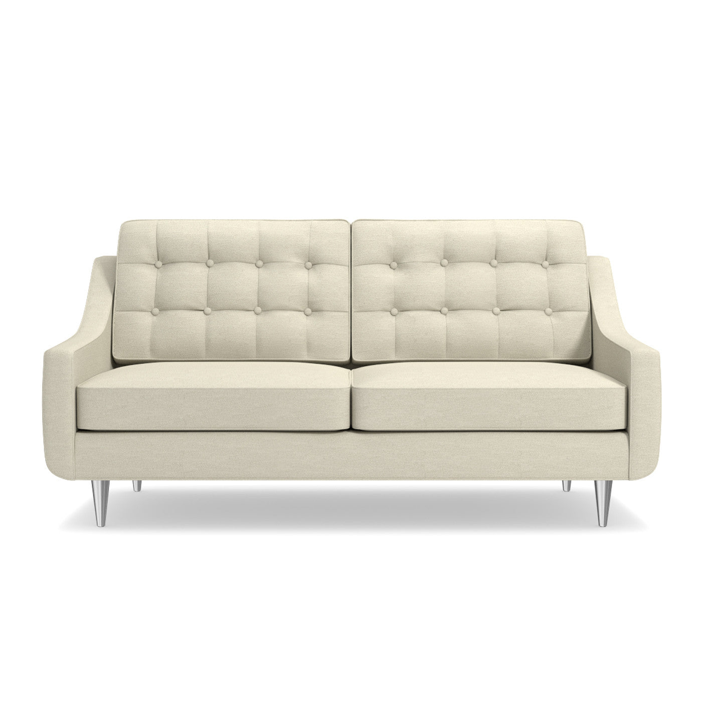 Cloverdale Drive Apartment Size Sofa CHOICE OF FABRICS - Apt2B - 1 - Apartment-Size Sofas & Sectionals - Apt2B.com