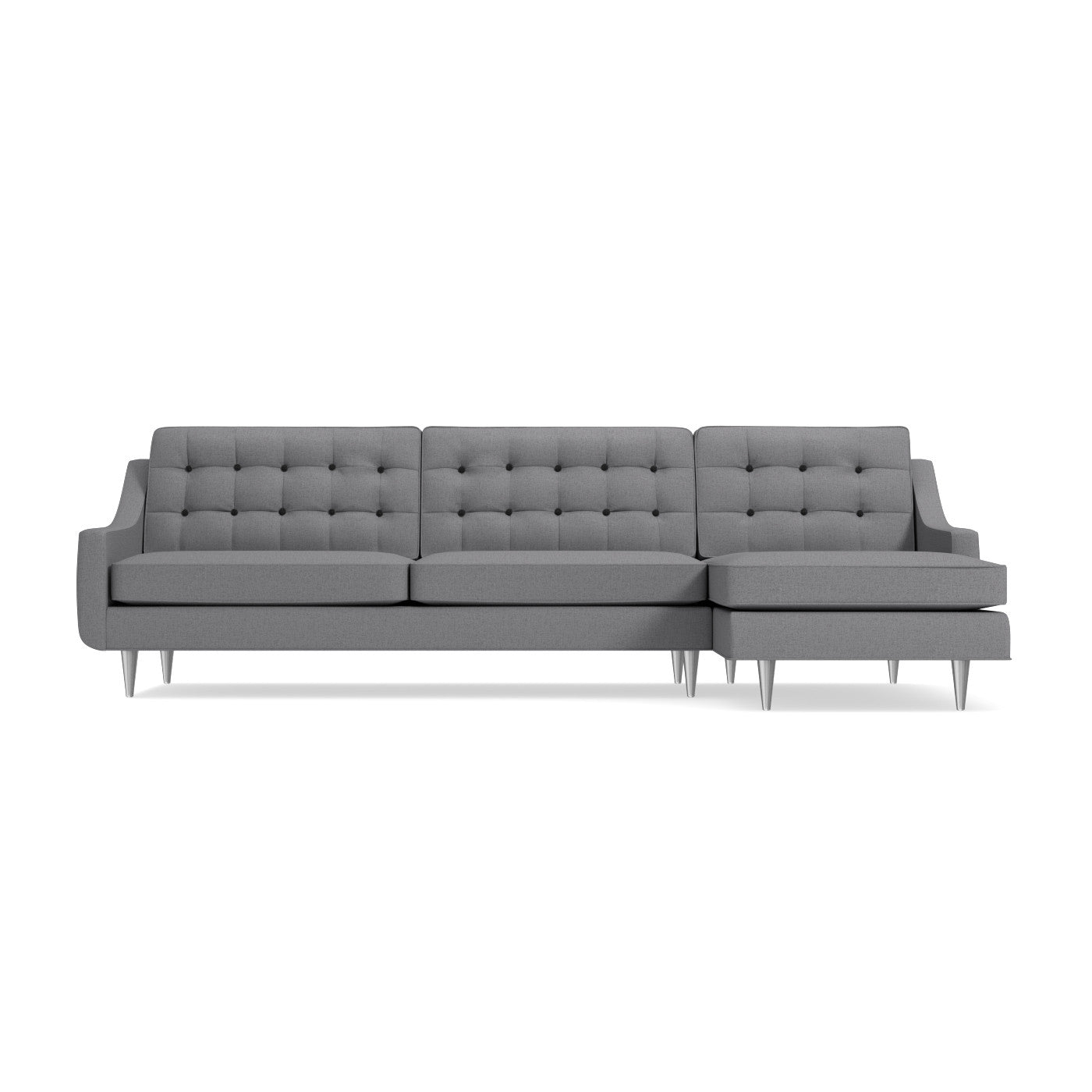 Cloverdale 2pc Sectional CHOOSE YOUR COLOR COMBO