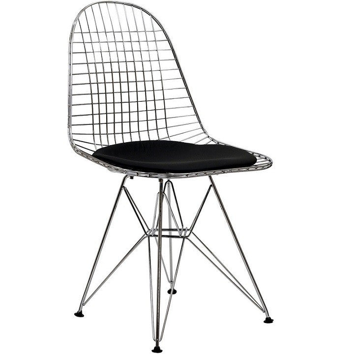 Correnti Side Chair BLACK