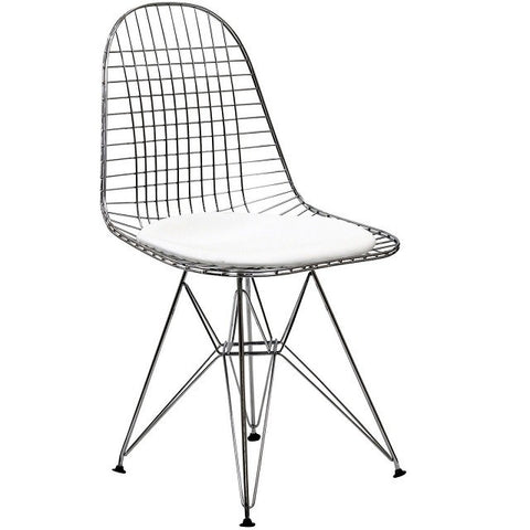 Correnti Side Chair WHITE - Apt2B - 1