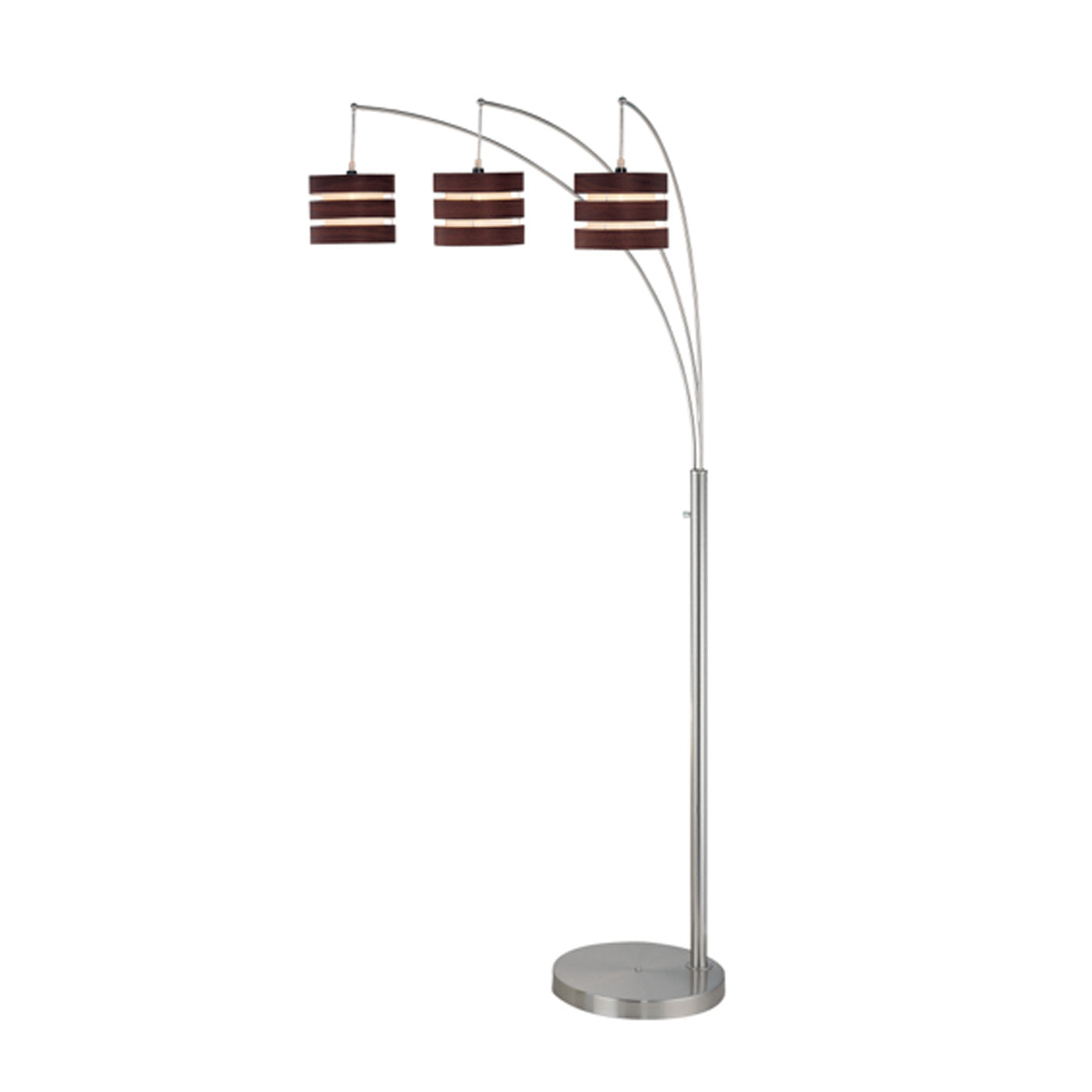 Cresta 3 Light Arch Floor Lamp   Apt2B   1 ...