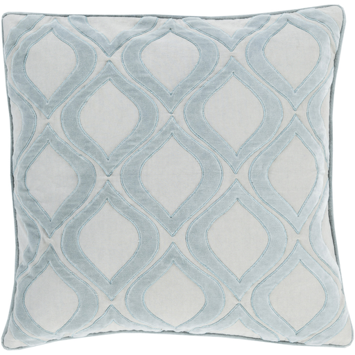 Dover Toss Pillow CLOUD BLUE