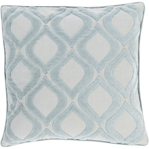 Dover Toss Pillow CLOUD BLUE - Apt2B