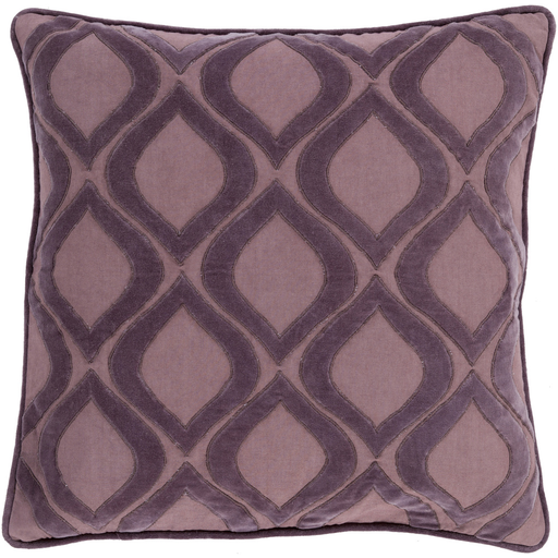 Dover Toss Pillow MAUVE