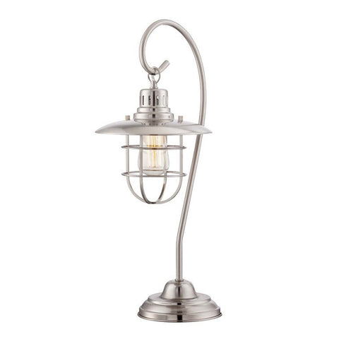 Edison Table Lamp POLISHED STEEL - Apt2B