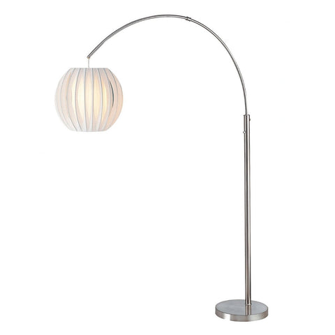 Exeter Arch Lamp POLISHED STEEL - Apt2B