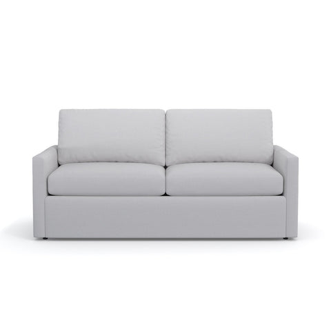 Fabian Queen Size Sleeper Sofa in STONE - CLEARANCE